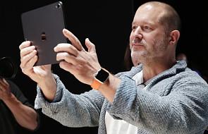 Po ponad 20 latach z Apple'a odchodzi główny projektant Jony Ive