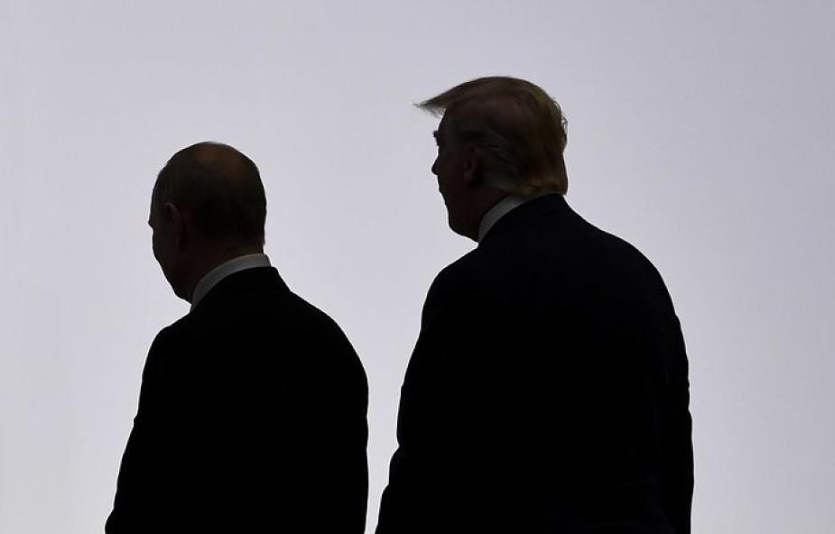 Trump i Putin rozmawiali w Osace o Iranie, Syrii, Wenezueli i Ukrainie