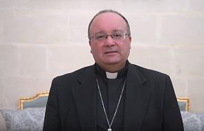 Abp Scicluna: ofiara molestowania w Kościele uratowała mi życie