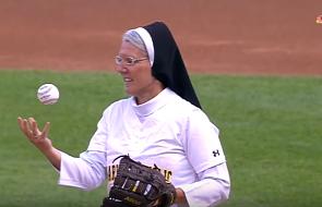 Ta zakonnica zawstydziłaby niejedną gwiazdę sportu! [WIDEO]