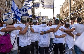 Jerozolima: walki żydów i muzułmanów na Wzgórzu Świątynnym tuż przed zakończeniem ramadanu
