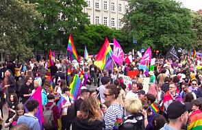 Incydent z Marszu Równości oburza mnie na 10 minut