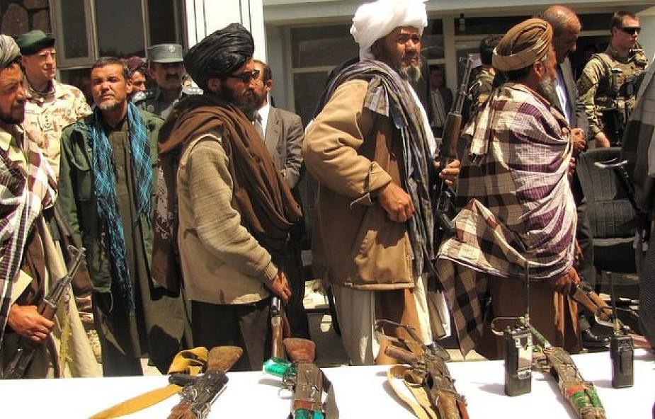 """Rzecznik talibów: kolejna runda rozmów z USA """"jest decydująca"""""""