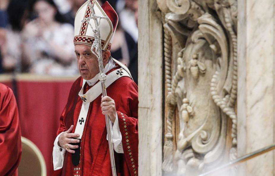 Franciszek: uczeń Chrystusa musi być rozmiłowany w swoim Panu [PEŁNY TEKST]