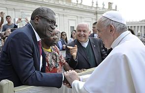 """Laureat pokojowej Nagrody Nobla chce współpracować z Watykanem. """"Papież zna bardzo dobrze problemy mojego kraju"""""""