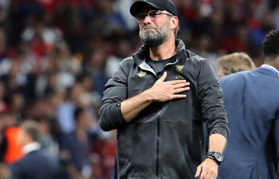 """""""Kiedyś się spotkamy!"""". Trener Liverpoolu nagrał wideo dla śmiertelnie chorego kibica"""