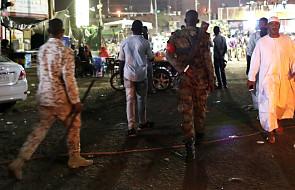 Sudan: 30 osób zginęło w ataku wojska na demonstrantów w Chartumie
