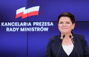Szydło: w Unii Europejskiej będziemy bronić Polski i interesów Polaków