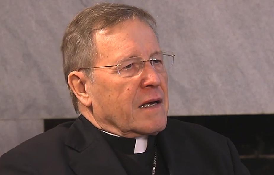 """Kard. Kasper: wyświęcanie kobiet niemożliwe; """"Papież Franciszek również tak uważa"""""""