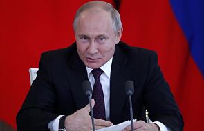 Putin: Rosja i Chiny mają zbieżne stanowiska w sprawach światowych