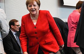 Angela Merkel zapowiada zmiany w polityce klimatycznej