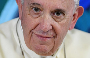 Franciszek: jedność chrześcijan, choć niepełna, opiera się na jednym chrzcie