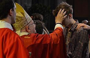 Jestem dowodem na to, że bierzmowanie nie musi być pożegnaniem z Kościołem
