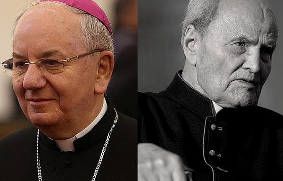 Abp Budzik po śmierci abp. Pylaka: cieszył się ogromną sympatią wiernych i duchownych
