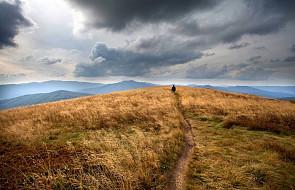 W Bieszczadach dobre warunki dla turystów; ale też znaczne zagrożenie burzowe