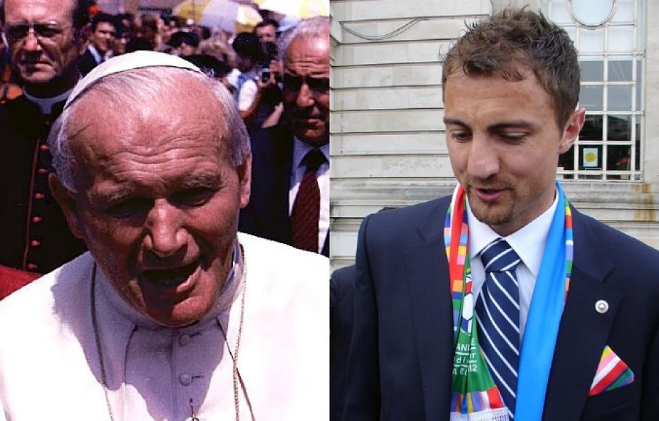 """""""To była ręka papieża"""". Święty Jan Paweł II pomógł Jerzemu Dudkowi"""