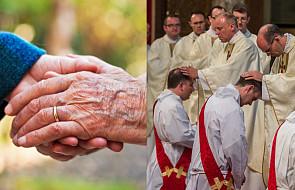 Kapłan otrzymał od rodziców niezwykły podarunek. Poświęcili na to własne obrączki