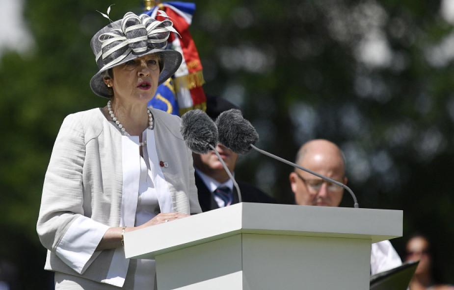 W. Brytania: May ustąpiła ze stanowiska lidera Partii Konserwatywnej