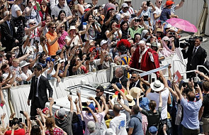 Papież: chrześcijanie są wezwani do budowania zgody, siania dobra, apostolstwa nadziei [DOKUMENTACJA]