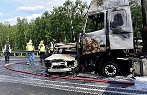 Zachodniopomorskie: 6 śmiertelnych ofiar wypadku na A6 w Szczecinie