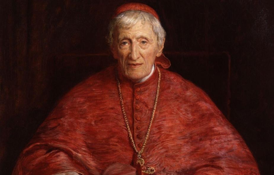 Jeszcze w tym roku kanonizacja kard. Newmana. Papież ogłosił dziś datę
