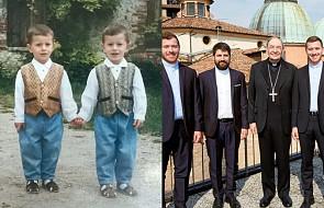 Ci bliźniacy całe życie spędzili ze sobą. Razem zostali też... wyświęceni na kapłanów