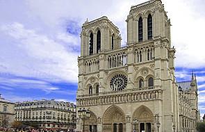 Watykan apeluje o ochronę katedry Notre Dame