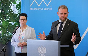 Minister zdrowia: leki są już w Polsce, zostały dostarczone do hurtowni
