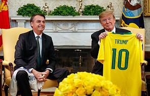Brazylia: prezydent zaproponował synowi stanowisko ambasadora w USA
