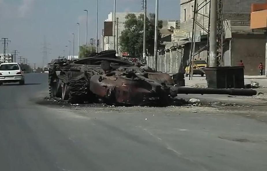 Syria: 11 osób zginęło w wyniku wybuchu samochodu pułapki w pobliżu granicy z Turcją