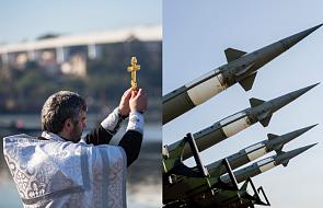 Rosyjski Kościół Prawosławny rozważa zaprzestanie błogosławienia przez duchownych broni nuklearnej