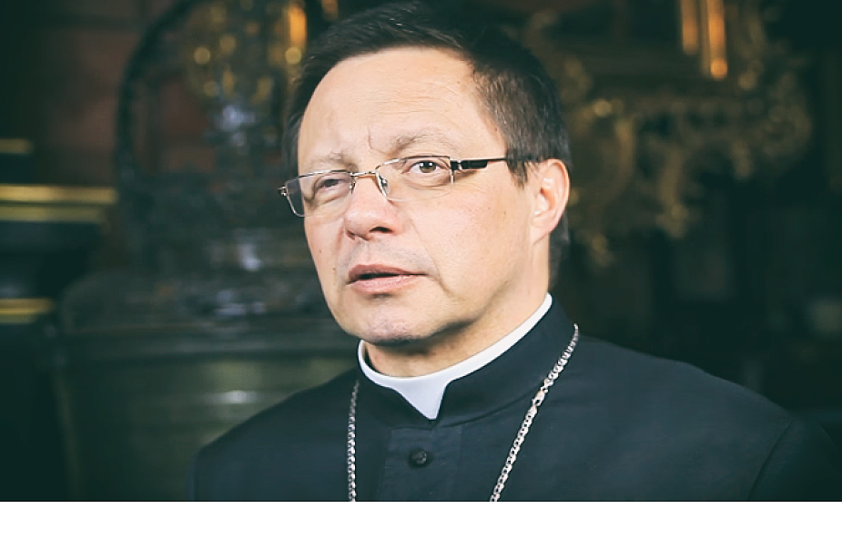 Abp Ryś: Jezus buduje Kościół, którym wy jesteście