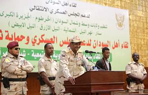 Sudan: Rada Wojskowa udaremniła próbę zamachu stanu