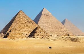 Władze Egiptu: dwie z najstarszych piramid będą otwarte dla turystów