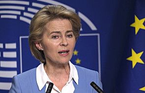 Von der Leyen składa obietnice ws. klimatu, praworządności i socjalnej Europy