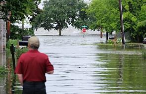 USA: tropikalna burza Barry, która zbliża się do Luizjany, stała się huraganem