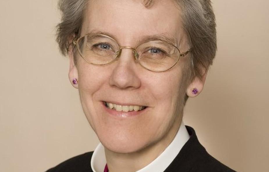 Kanadyjscy anglikanie wybrali prymasem kobietę