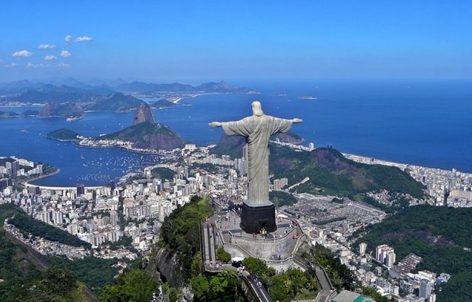 Rio de Janeiro: awaria pod słynną figurą Jezusa Chrystusa
