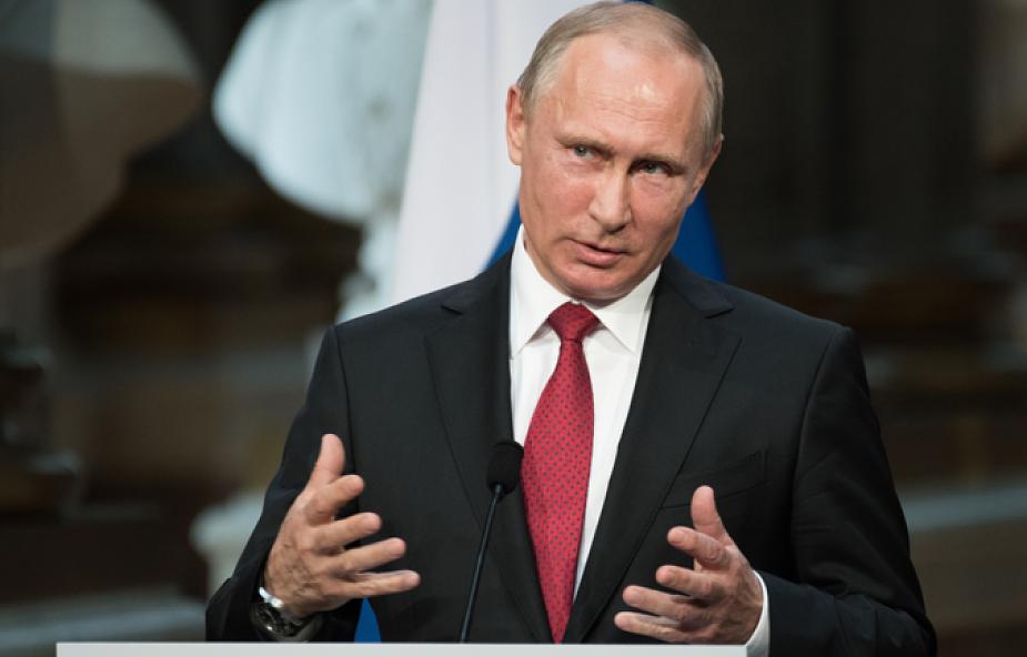 Putin podpisał dekret o uproszczonym obywatelstwie dla ukraińskiego Donbasu