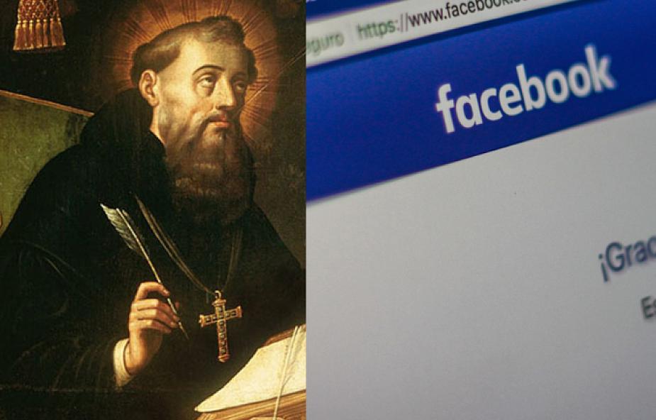 """Facebook nałożył ban na św. Augustyna. """"To mowa nienawiści"""""""