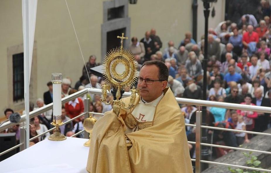 Czerna: rozpoczęły się uroczystości odpustowe w sanktuarium Matki Bożej Szkaplerznej