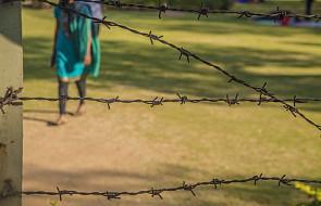 Organizacje pozarządowe: na granicy z Włochami Francja łamie prawa człowieka