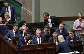 Sejm nie poparł wniosku o odwołanie ministra środowiska Henryka Kowalczyka