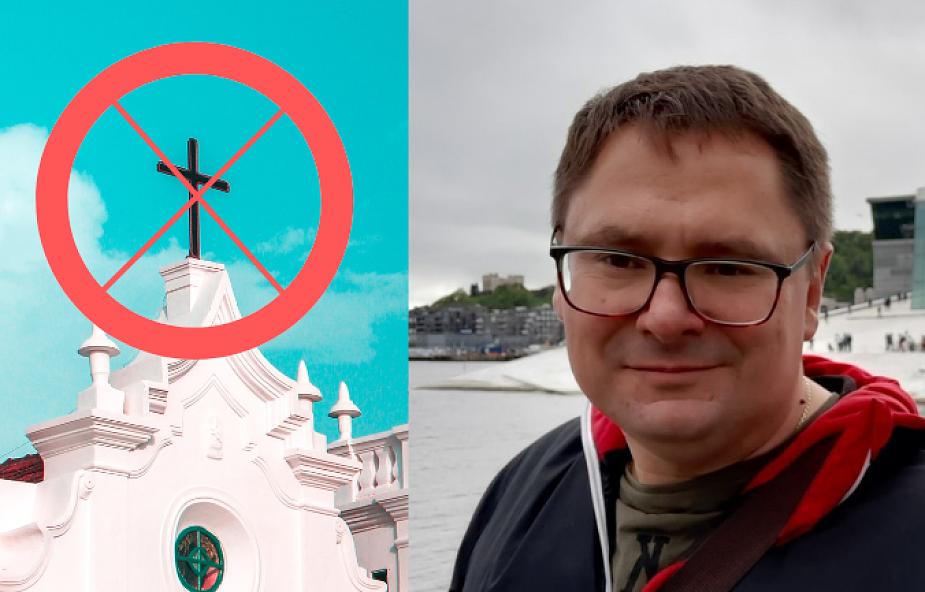 """""""Strefa wolna od katolików"""". Terlikowski ostrzega przed konsekwencjami"""