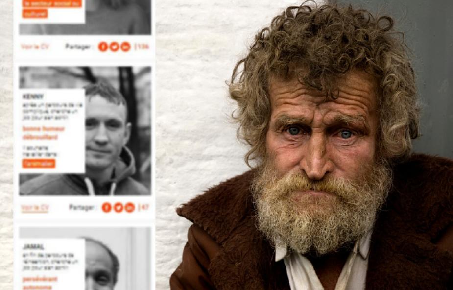 Powstał portal, dzięki któremu osoby w kryzysie bezdomności mają szanse znaleźć pracę