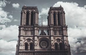 Paryż: pożar katedry Notre-Dame przebudził wiarę