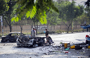 Afganistan: już sześciu zabitych, 27 rannych w wybuchu bomby w Kabulu