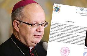 """Biskup opolski ostrzega przed jednym z proboszczów. """"Trwa w zuchwałym nieposłuszeństwie"""""""
