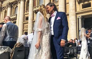 Co to był za ślub! Kasia Olubińska wyszła za mąż i był to piękny, wzruszający dzień