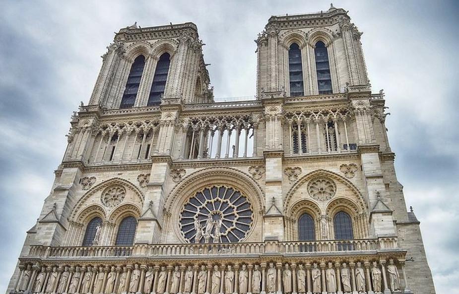 W katedrze Notre Dame stanęła... szopka bożonarodzeniowa. Przyjechała z Krakowa!